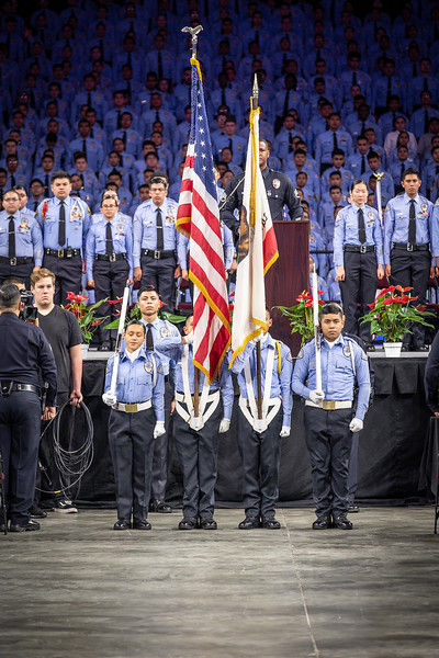 Youth Cadet Graduation