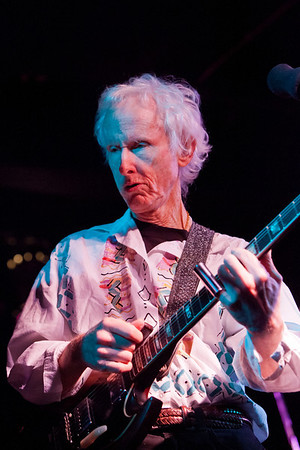Robby Krieger - The Met December 13, 2012