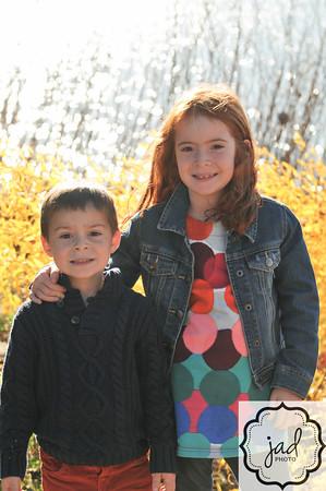 Rehbein Family Oct 2015