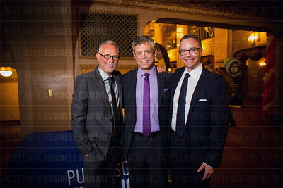 Puget Sound Business Journal's The Business Of Pride at the Paramount Theatre in Seattle on Thursday, May 26, 2016. (BUSINESS JOURNAL PHOTO | Dan DeLong)