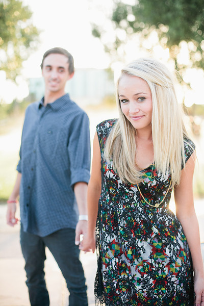 Nick and Kristin