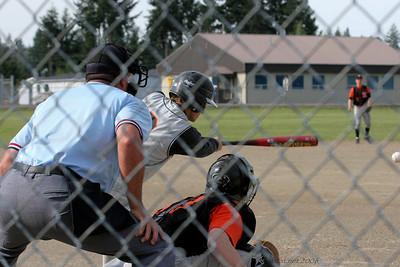 Baseball - Napavine HS at Rainier - 2006/05/04