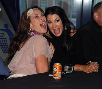 TNA Notts Fan Interaction