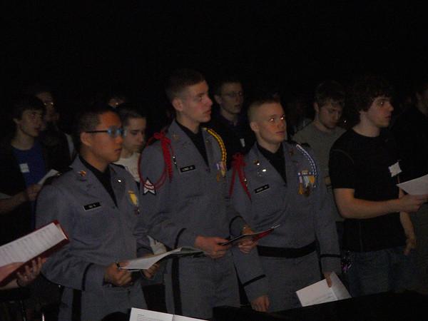 Military School Band Festival