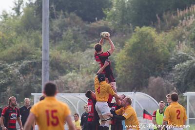 Cheltenham Rugby V Devices - 28th September 2013
