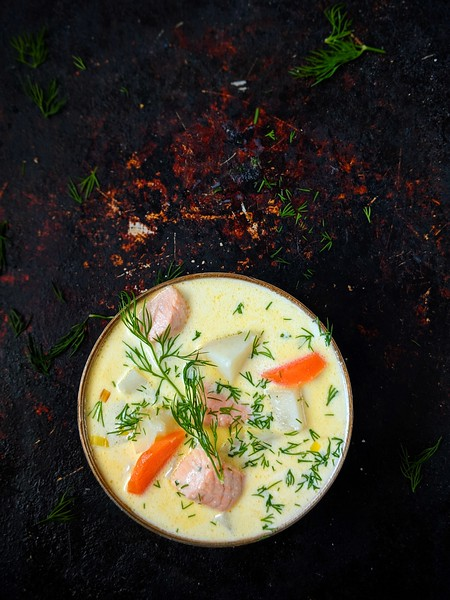 Lohikeitto Finnish Salmon Soup dark header.jpg
