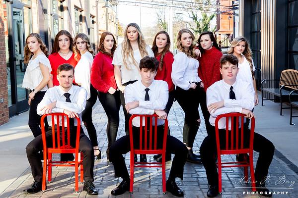 2021 Senior Models (A)