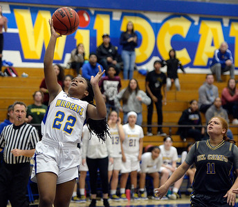 Will C. Wood High girls basketball team wins thriller against Del Campo in section playoffs