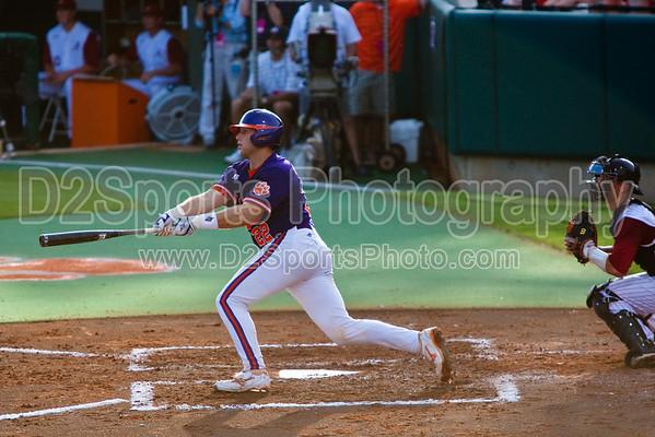 Clemson Tigers vs Alabama Crimson Tide Baseball - Super Regionals 6/13-14/2010