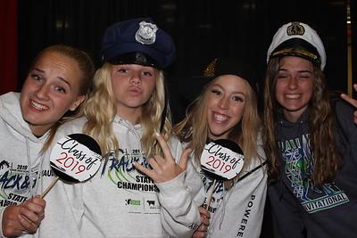 Kimberly High School Senior Party