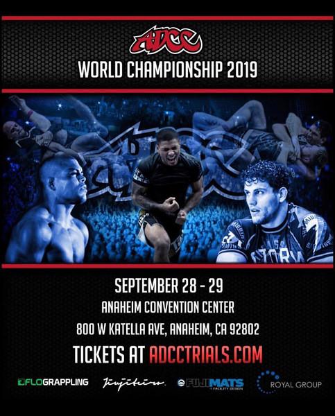 ADCC World Championships 9.28/29.19