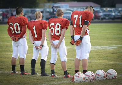 MASH Football vs Escanaba Sept 21