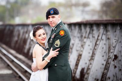 Brandi & Grant ~ A Wedding