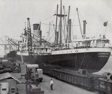 Maritime Jacksonville 1950s-70s