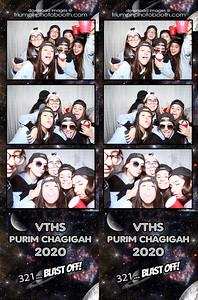 3/9/30 - VTHS Purim Chagigah 2020