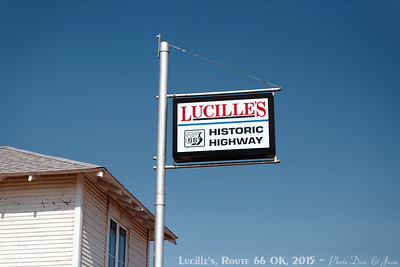 Lucille's, Route 66 OK
