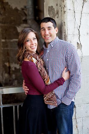 Lauren and Jordan Engagement
