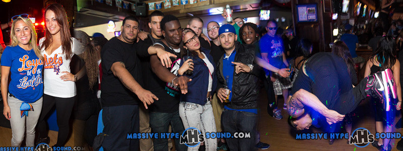 Last day of work-McFadden's Citi Field after work party (9.29.13)
