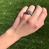 2.10ct Art Deco Peruzzi Cut Diamond Ring, GIA W-X SI2 23