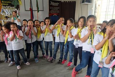 Preschool to Grade 3 Scouting Activities Part 2
