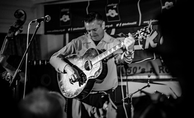 Jack & The Real Deals, Rockabilly Blowout 2018