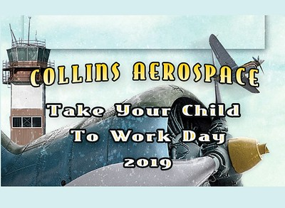 2019 Bring Your Child To Work Day!