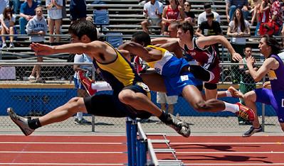 CCS Track & Field Championships - May 21-27, 2011 Gilroy High School - Gilroy, CA