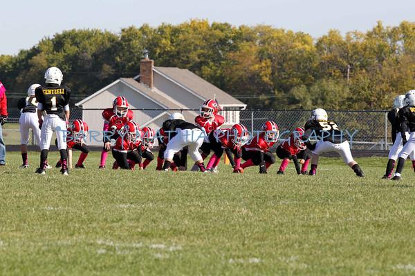 Gallatin Youth Football vs Lathrop 1st half