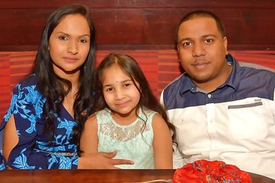 Adhya's 7th Birthday Celebration