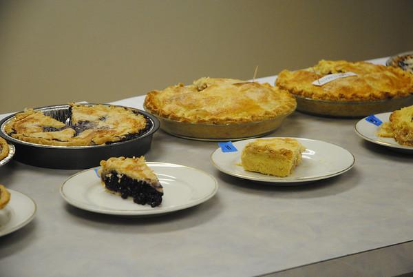 Barnard Pie Contest