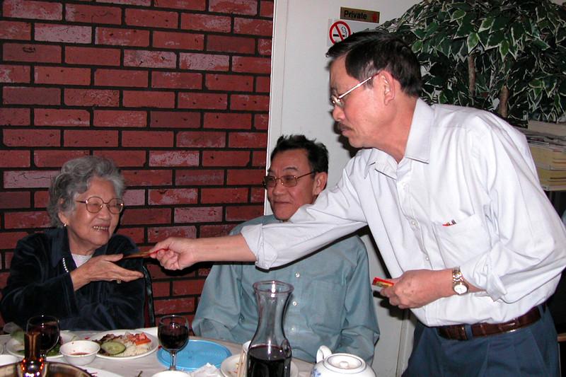 Tran Family Year 2005