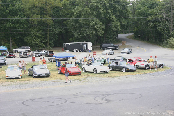 PorscheFest Concourse