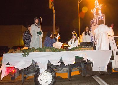 Conneaut Christmas parade Nov. 29, 2013