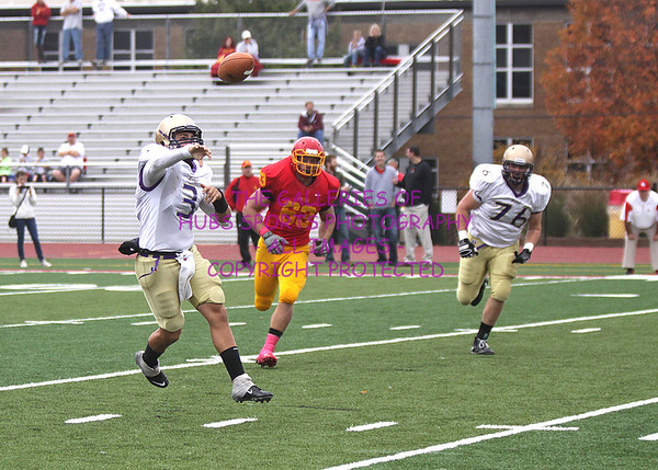 2012 LORAS COLLEGE FOOTBALL @ SIMPSON COLLEGE