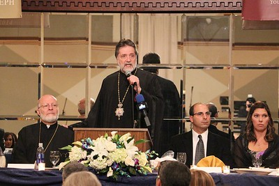 Basilica of St. Mary Pantocrator Dedication Banquet