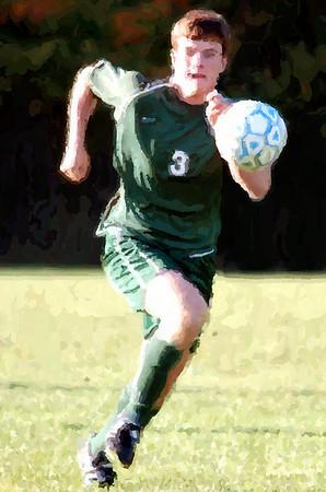 Varsity Soccer Impressionist