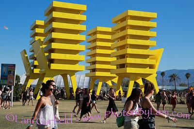 Coachella Fest Adventuring