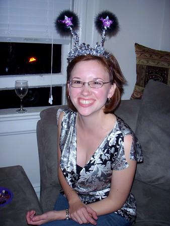Nancy's 30th Birthday 2007