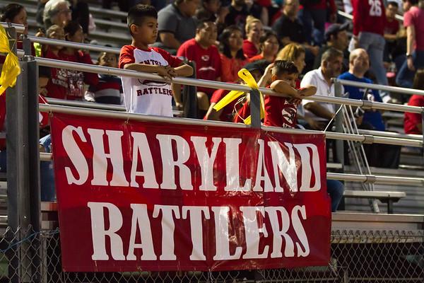 October 13, 2017 - Football - Laredo Cigarroa vs Sharyland - Band Cheer Dance_GU