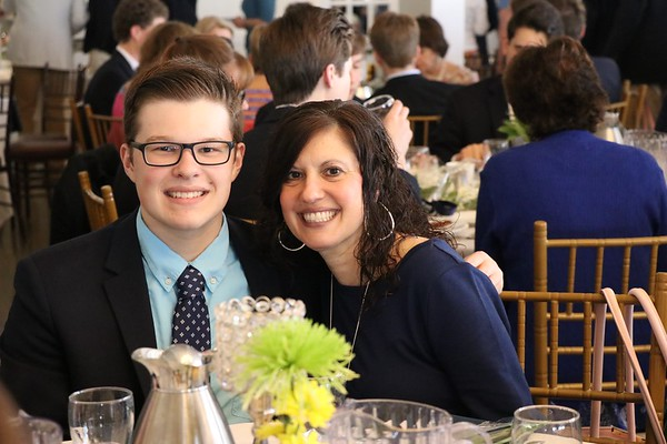Mother-Son Brunch for the Class of 2018
