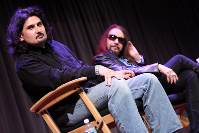 Ace Frehley Q&A @ the Grammy Museum in LA, 9/14/09