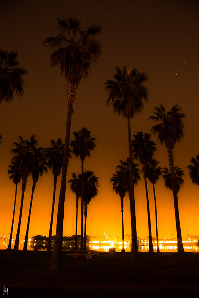 Ventura Cove Park, San Diego, California