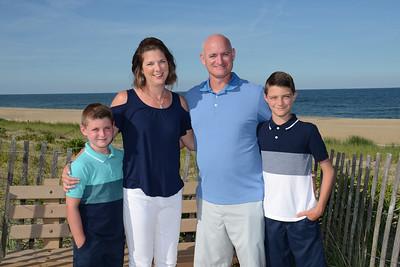 Van Horn Family Beach Portraits July 1, 2019