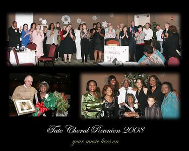 Tate Chorus Reunion 2008