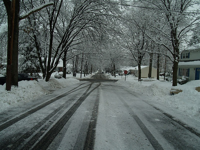 New Milford, NJ - February 16, 2010