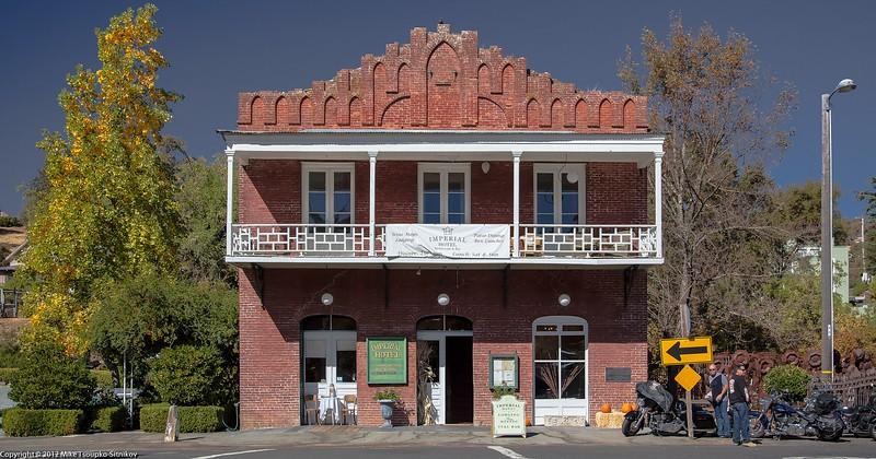 Amador City - Hotel Imperial