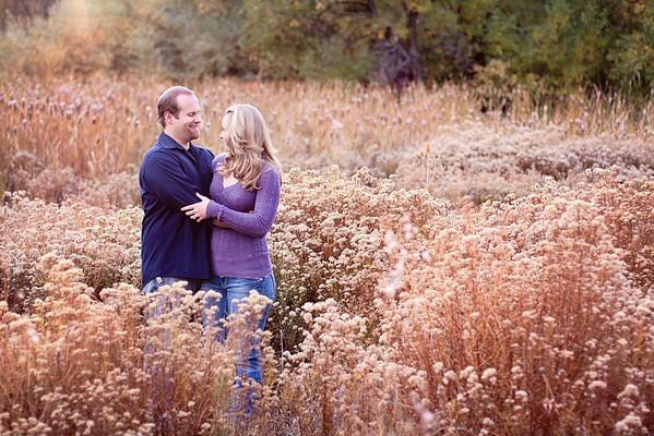 Tessa and Derryl Engagement