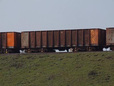 JUA (BSSC) - Bogie Tippler Wagon 'Inner'