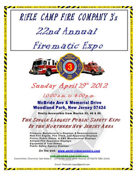Firematic Events