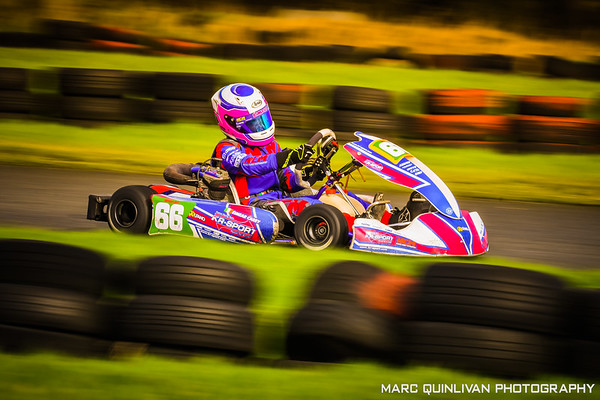 Leinster Karting Club - 2019/20 Winter Championship - Round 4 - Éimear Carey